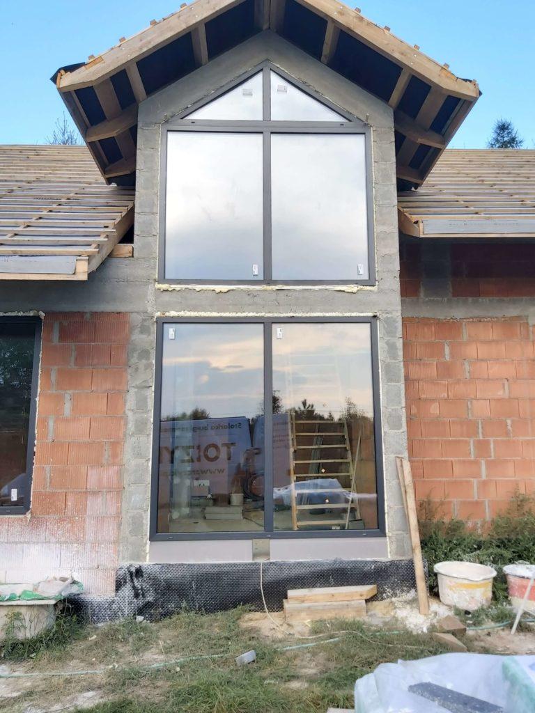 Okna PCV - ciepły montaż - FHU Tokarczyk