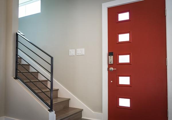 Drzwi pasywne - energooszczędne drzwi wejściowe - FHU Tokarczyk