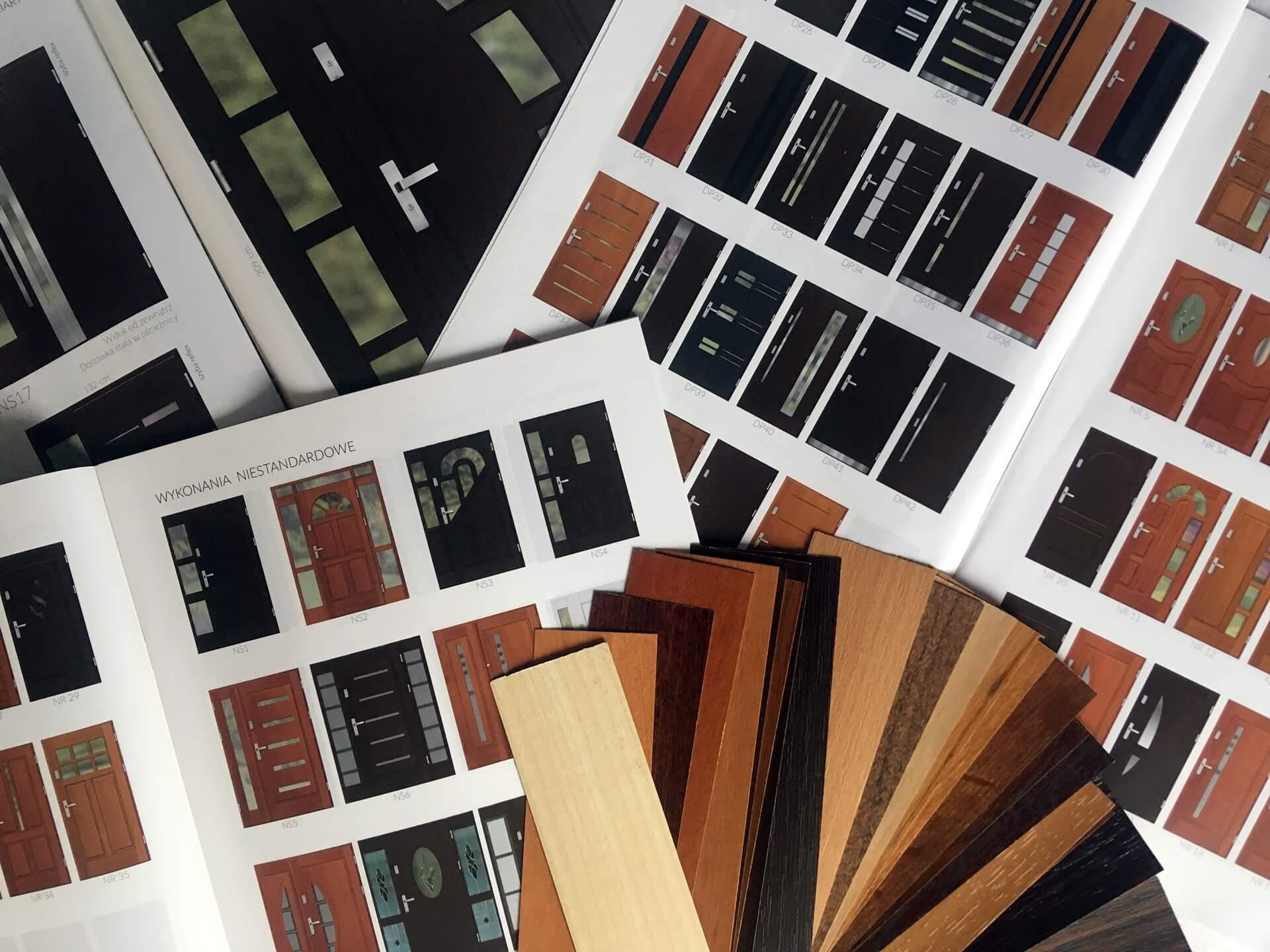 Drzwi drewniane - kup najtaniej - największy wybór - zamów online - FHU Tokarczyk