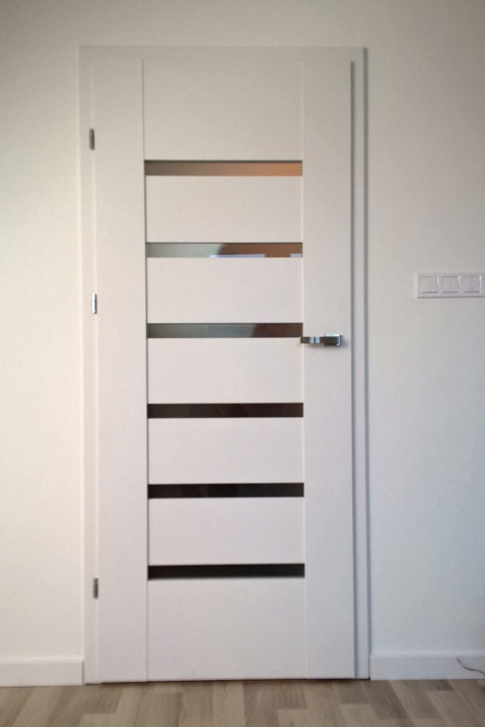 Drzwi DRE Even białe - FHU Tokarczyk