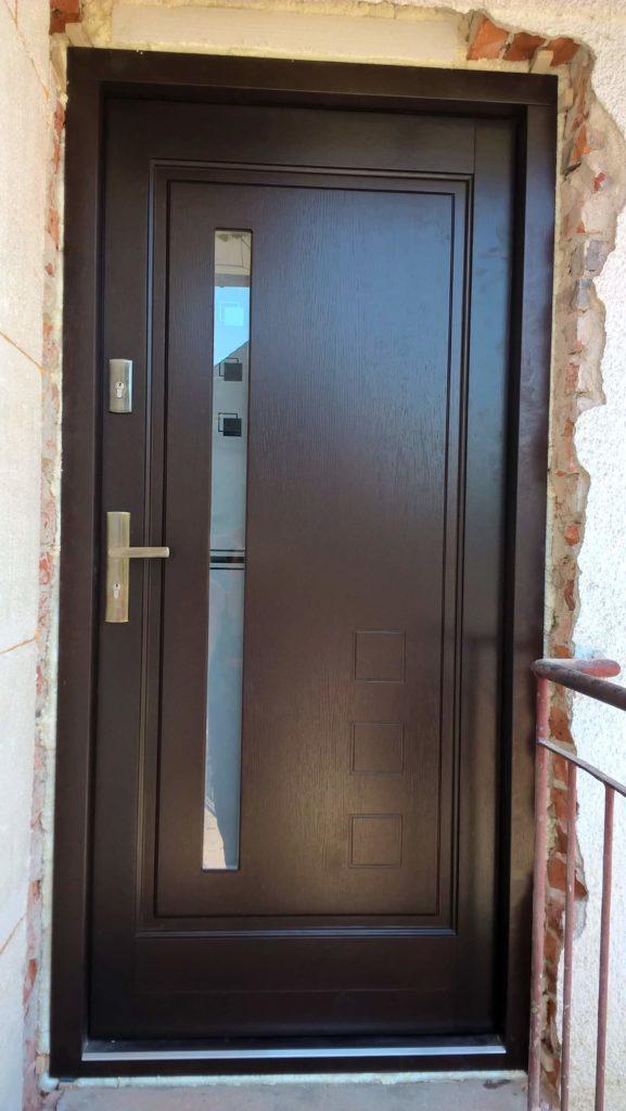 Drzwi drewniane Wiatrak nr 18 - FHU Tokarczyk