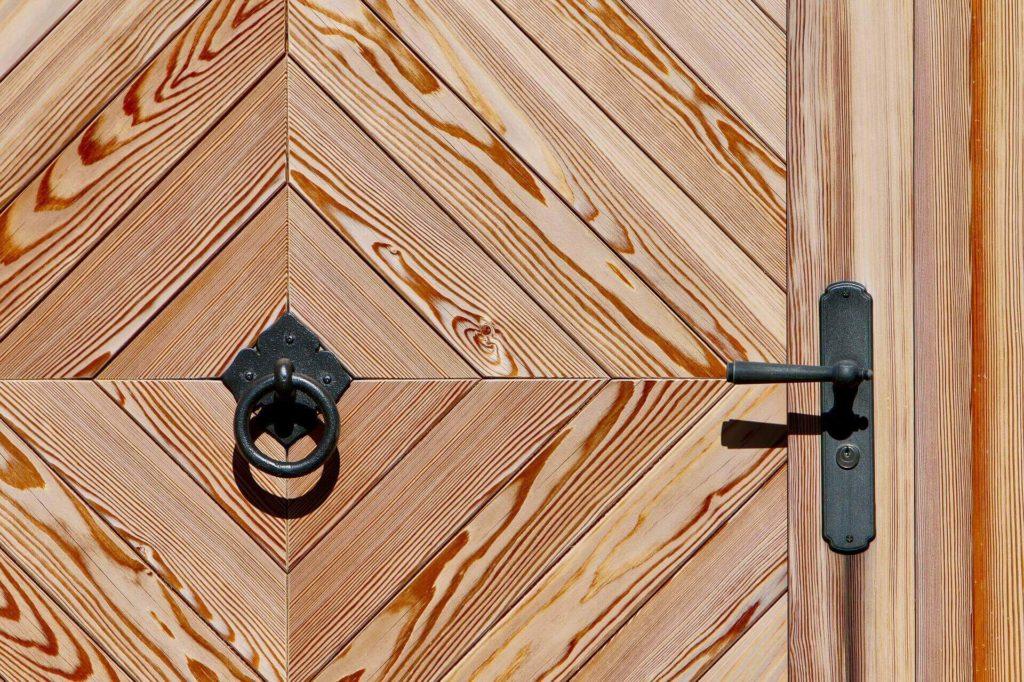 Drzwi rustykalne na zamówienie - FHU Tokarczyk