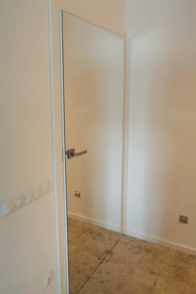 Drzwi w formie lustra - drzwi na zamówienie - FHU Tokarczyk