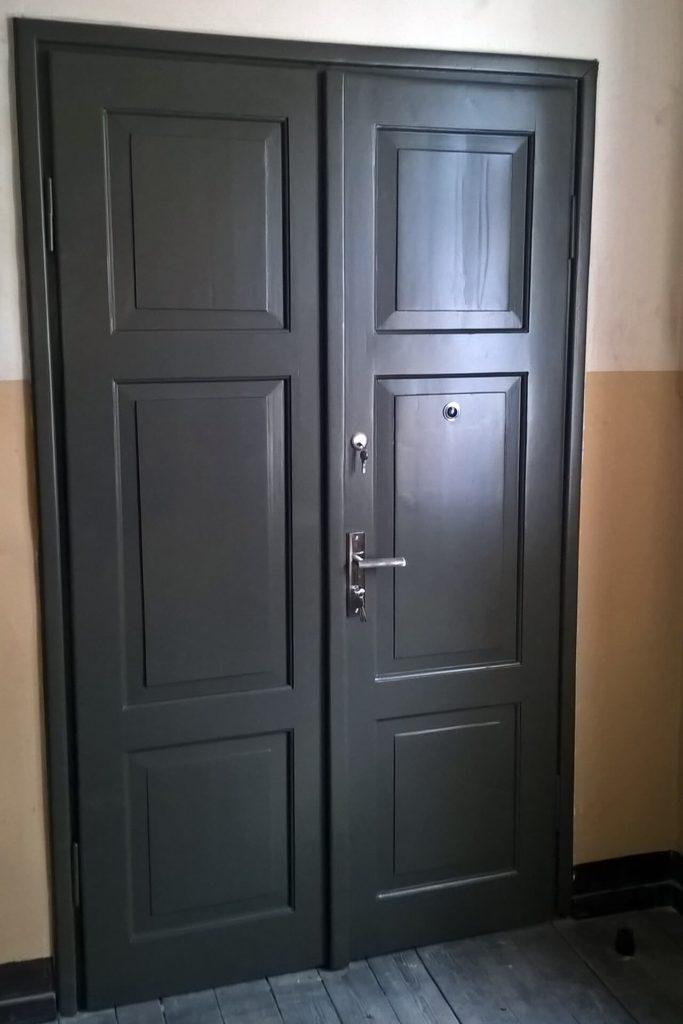 Renowacja drewnianych drzwi wejściowych - FHU Tokarczyk