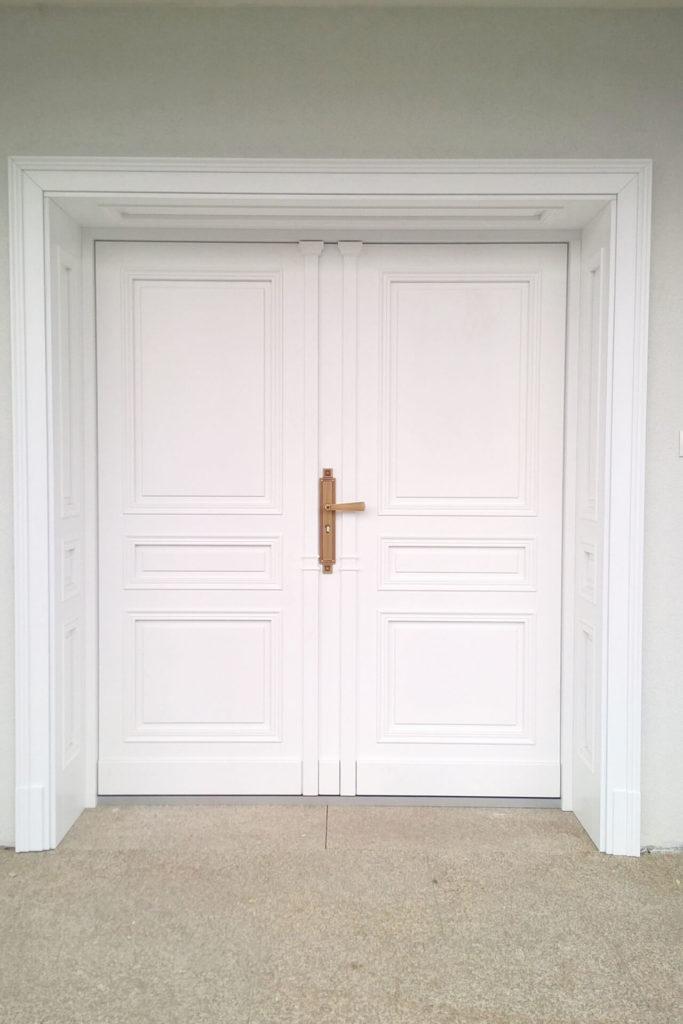 Drzwi wewnętrzne dwuskrzydłowe - FHU TOKARCZYK