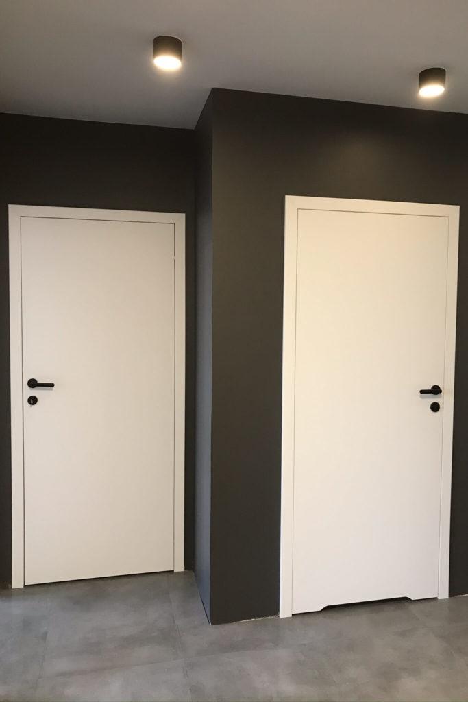 Bezprzylgowe drzwi Vivento – elegancki minimalizm