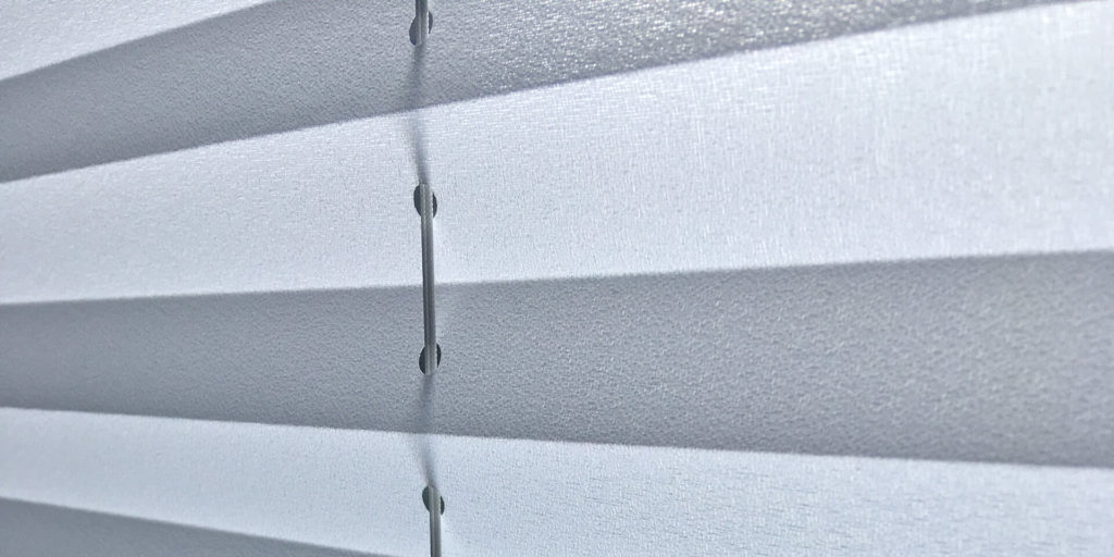 Plisy okienne półtransparentne, tkanina Opal - FHU Tokarczyk