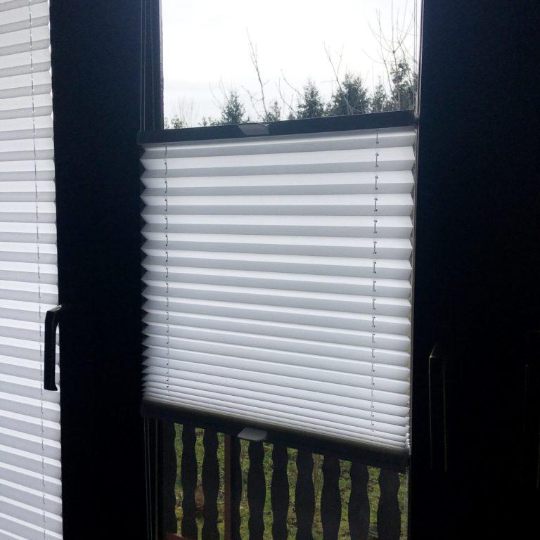 Plisy okienne – NOWOŚĆ