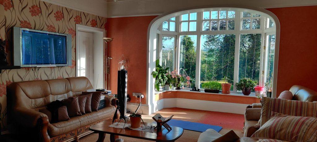 Okna łukowe, szprosy - okna drewniane FHU Tokarczyk