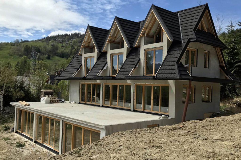 Drewniane okna pasywne – naturalne piękno
