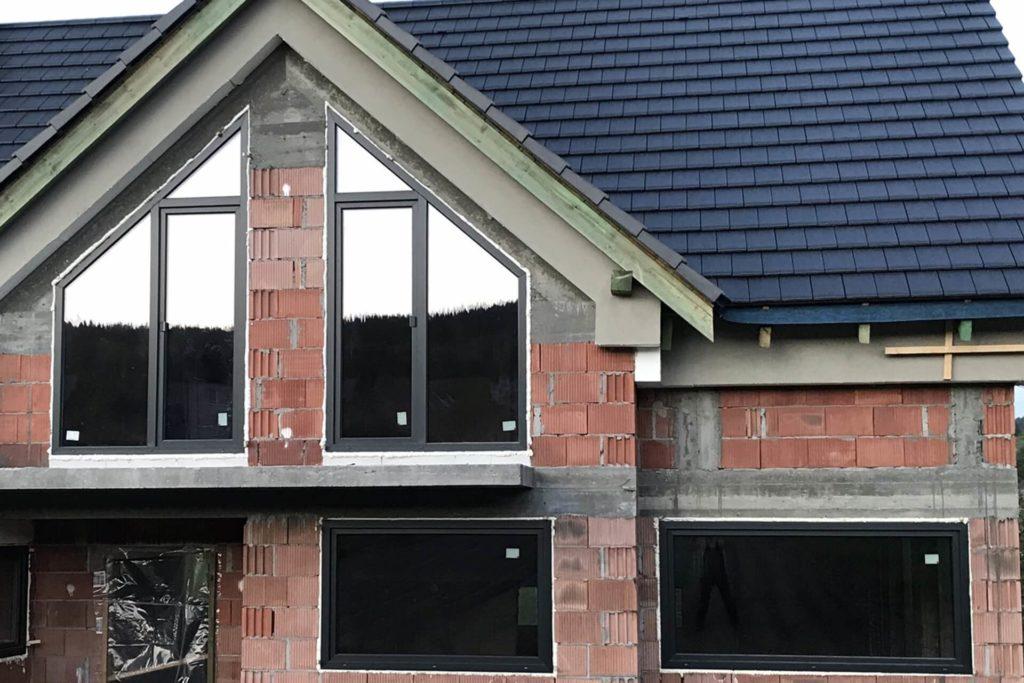Okna PCV w nietypowych kształtach