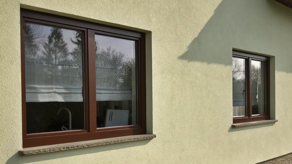 Nakładki alu na okna drewniane - FHU Tokarczyk