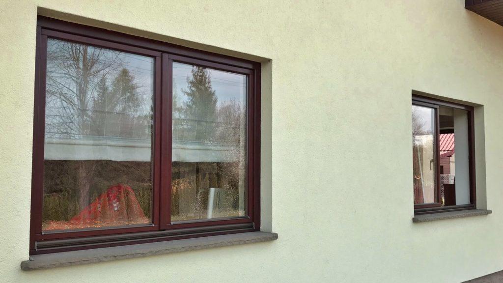 Okna drewniane - FHU Tokarczyk