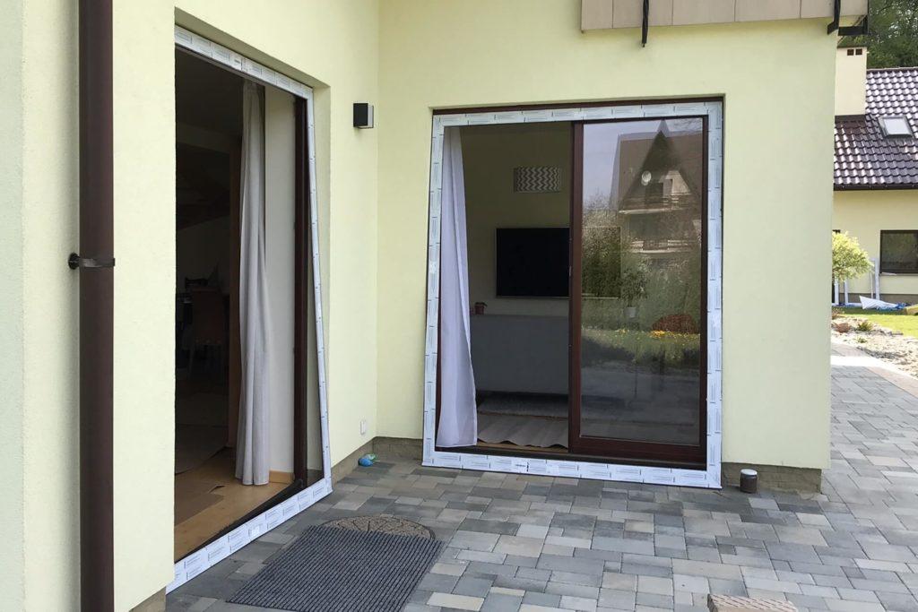 Montaż nakładek na okna - FHU Tokarczyk