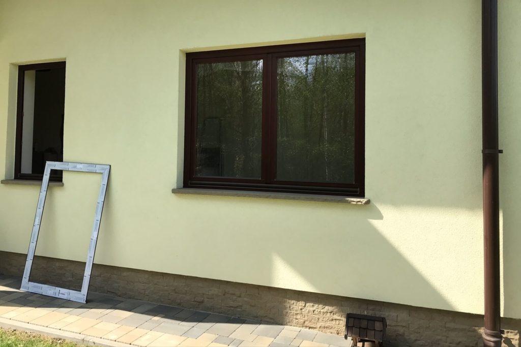 Nakładki na okna - FHU Tokarczyk