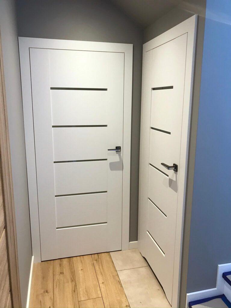 Drzwi DRE Auri białe - Okna i Drzwi Tokarczyk