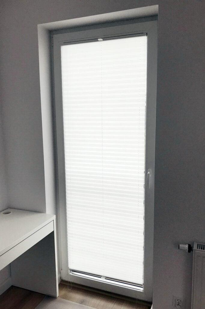 Plisy balkonowe - Okna i drzwi Tokarczyk
