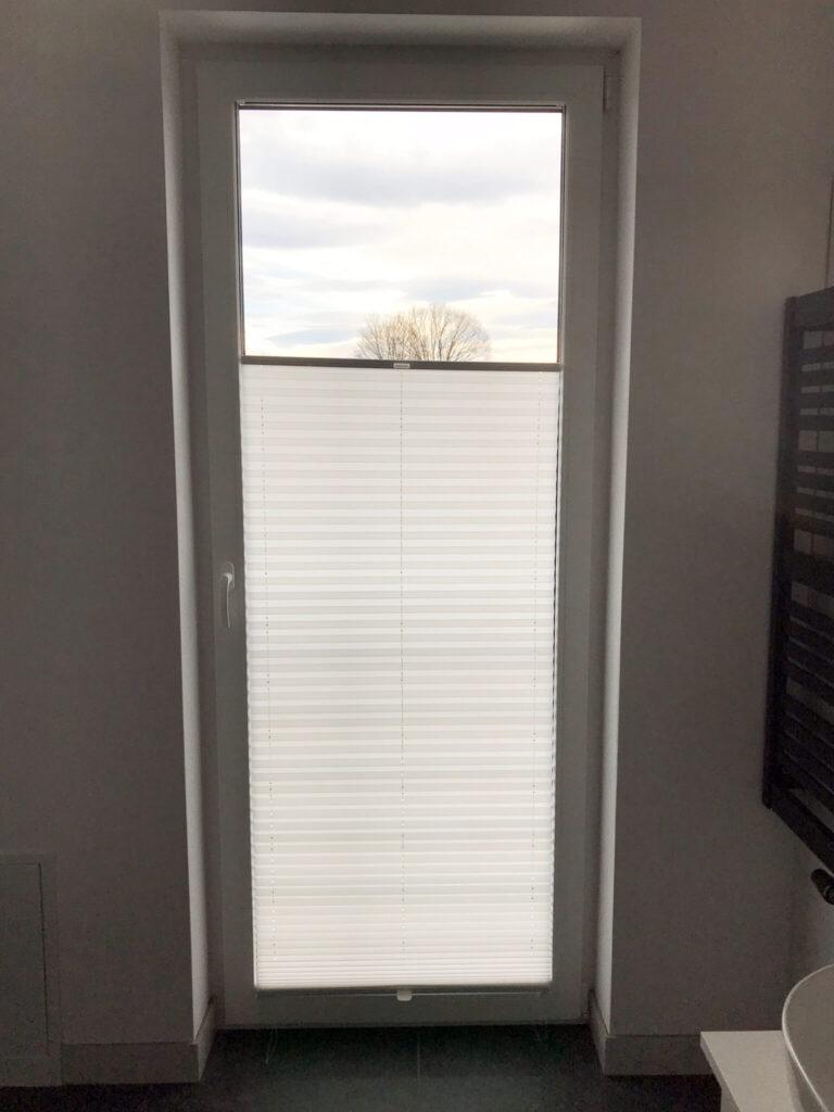 Plisy na drzwi balkonowe - FHU Tokarczyk