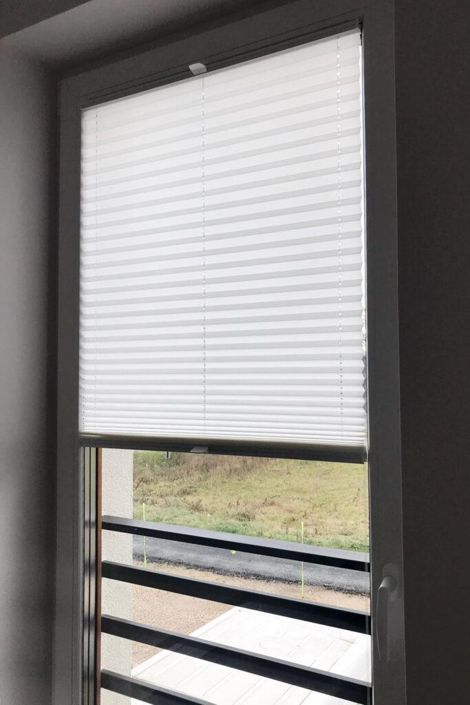 Plisy okienne - Okna i drzwi Tokarczyk
