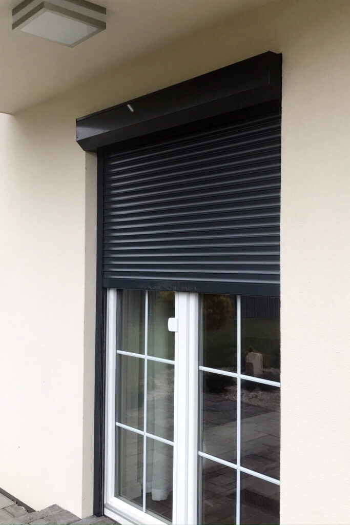 Roleta na drzwi balkonowe - FHU Tokarczyk