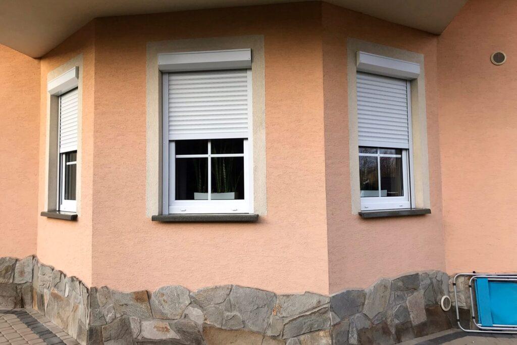 Rolety zewnętrzne - Okna i drzwi Tokarczyk