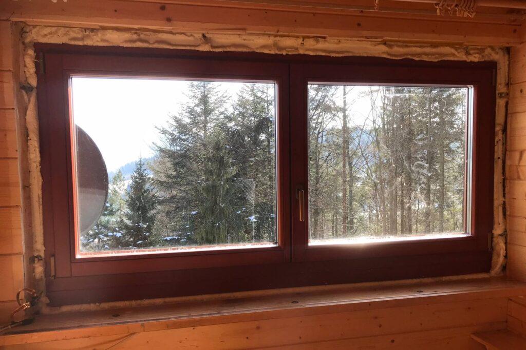 Montaż okien drewnianych - FHU Tokarczyk Małopolska
