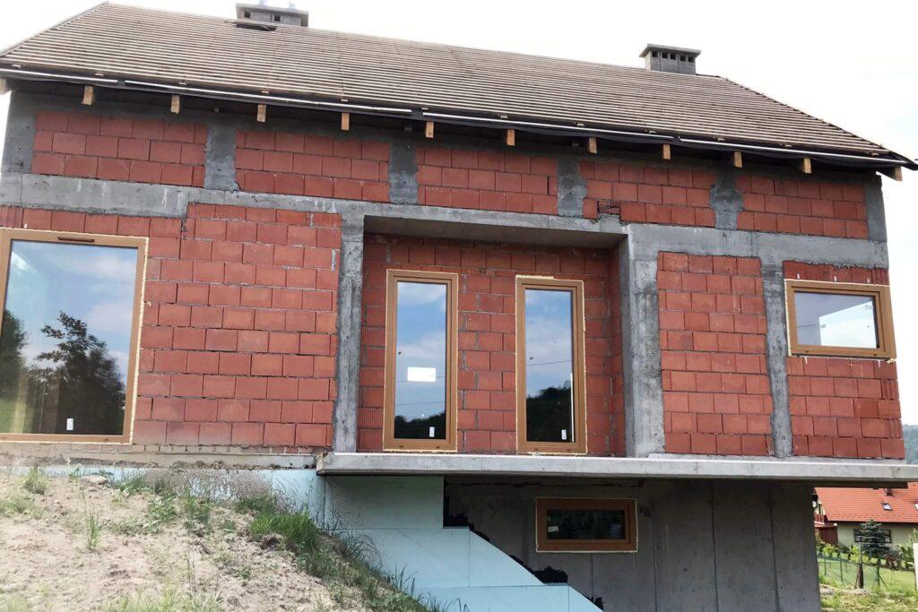 Okna plastikowe na profilu Veka 82 D - FHU Tokarczyk Kraków
