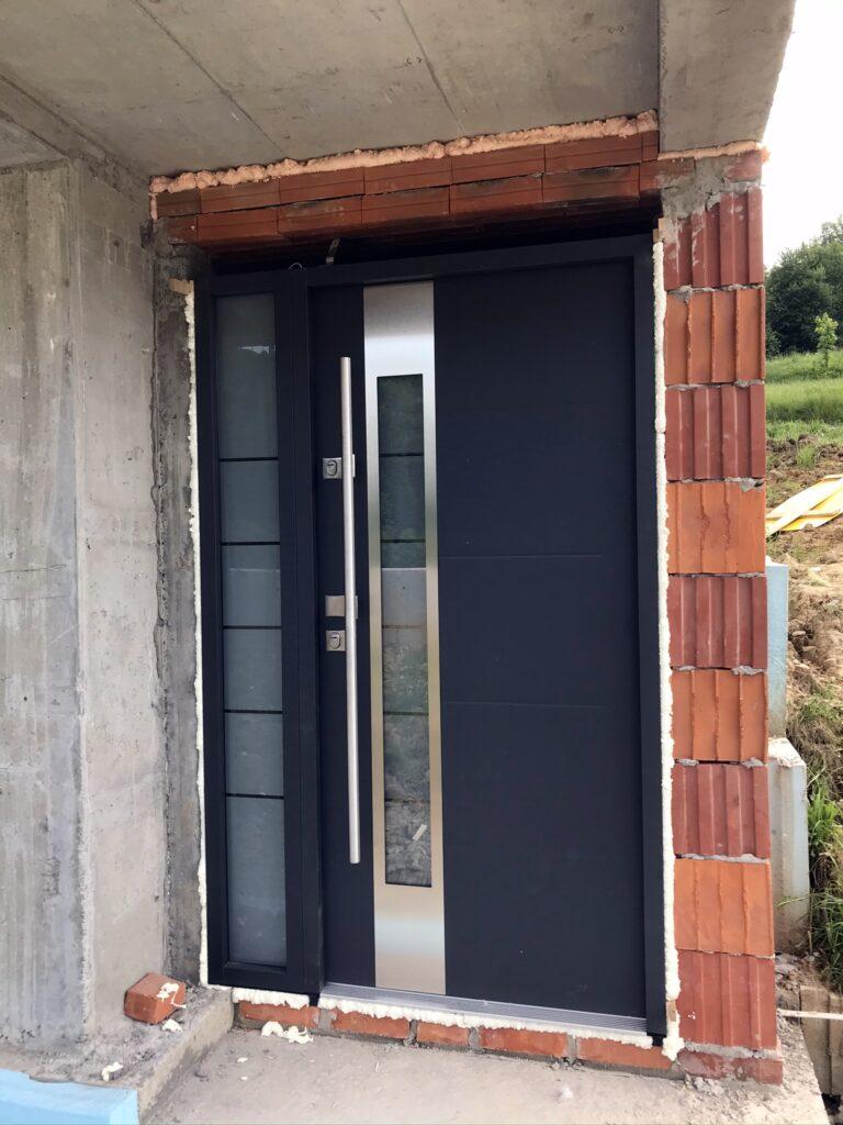 Drzwi antywłamaniowe i energooszczędne Delta Perfect 68X