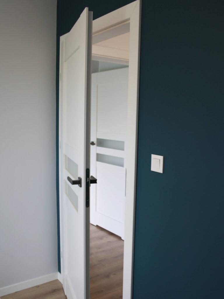 Drzwi białe Monaco - FHU Tokarczyk Kraków
